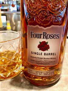 The modern day man - Four Roses