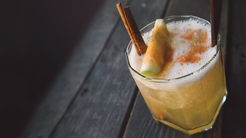 The Modern Day Man - Whisky Cocktail