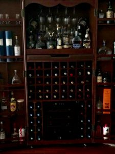 The Modern Day Man's Whisky and Wine Cabinet